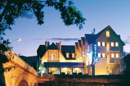 Week-end de charme dans un hôtel familial près des Gorges du Tarn