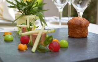 Offre Saint-Valentin: week-end romantique avec dîner près de Namur