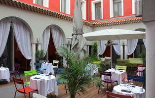 Week-end de charme avec dîner sur la presqu'île de Sète
