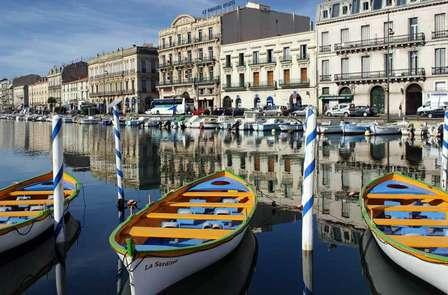 Week-end à Sète en suite duplex