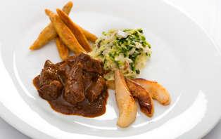 Gastronomisch weekend met wildmenu in Spa