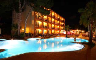 Escapada Relax en Junior Suite con Cena cada día en Mallorca