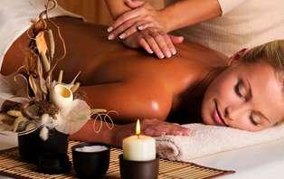 Escapada romántica con masaje en el Estartit