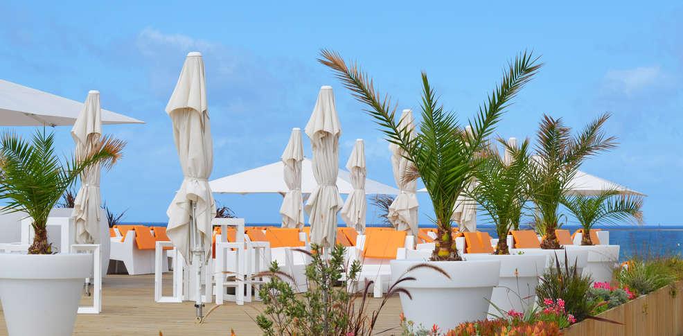 Le grand h tel de la plage biscarrosse h tel de charme for Grand hotel de paris madrid