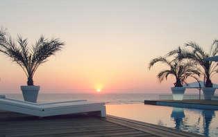 Week-end détente en chambre premium avec balcon face à l'océan, à Biscarrosse