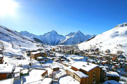 Week-end détente au ski en Chambre supérieure aux 2 Alpes