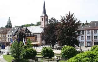 Offre Spéciale : Week-end au centre de la ville thermale de Niederbronn les Bains