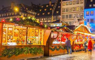 Offre spéciale Marché de Noël : Week-end détente et découverte près de Mulhouse
