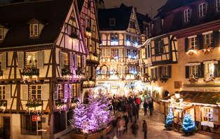 Offre spéciale Marché de Noël : Week-end découverte dans un château et accueil gourmand