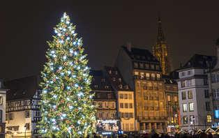 Offre spéciale Marché de Noël : Week-end détente et découverte au coeur de l'Alsace