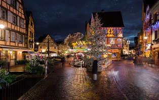 Offre spéciale Marché de Noël : Escapade découverte à proximité des plus beaux marchés de noël