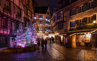 Offre spéciale Marché de Noël : Week-end féérique dans un château 5*