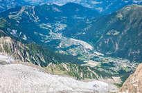 Glacier des Bossons -