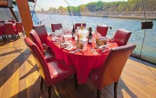 Week-end avec dîner-croisière sur la Seine