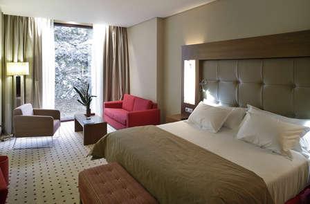Escapada de lujo y relax con media pensión en Asturias