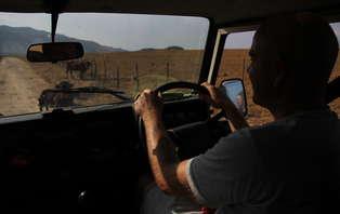 Escapada Aventura con ruta 4x4 por la Bahía de Algeciras