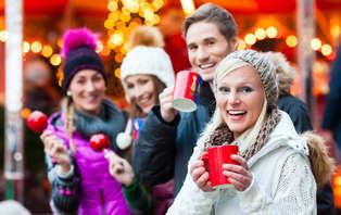 Offre marché de Noël: Week-end avec cava et chocolats à Anvers (à partir de 2 nuits)