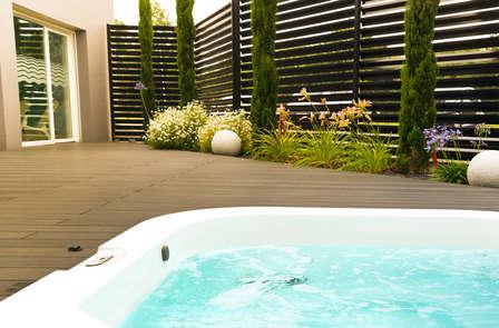 Week-end détente près de Saint-Brieuc, hôtel situé à 12 minutes de la plage des Rosaires