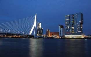 Week-end sur un ancien bateau de croisière à Rotterdam