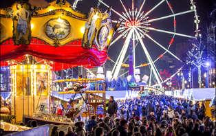 Kerstmarktspecial: Culinair weekend met heerlijke wintercocktail in Brussel (vanaf 2 nachten)