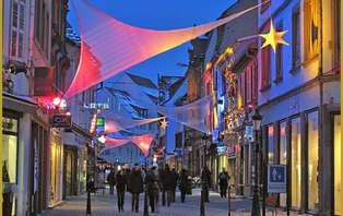 Offre Spéciale Marché de Noël : Week-end détente à 30 minutes de Strasbourg