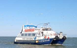 Escapada con crucero por el Delta del Ebro
