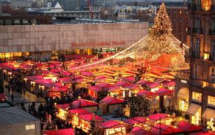 Week-end culinaire et marché de Noël à Cologne
