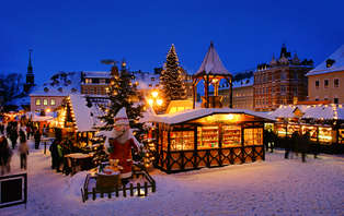 Week-end marché de Noël à Coblence