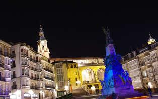 Oferta especial: Fin de semana romántico en Vitoria  (desde 2 noches)