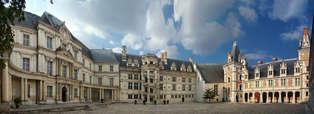 Week-end découverte avec visite du Château Royal de Blois