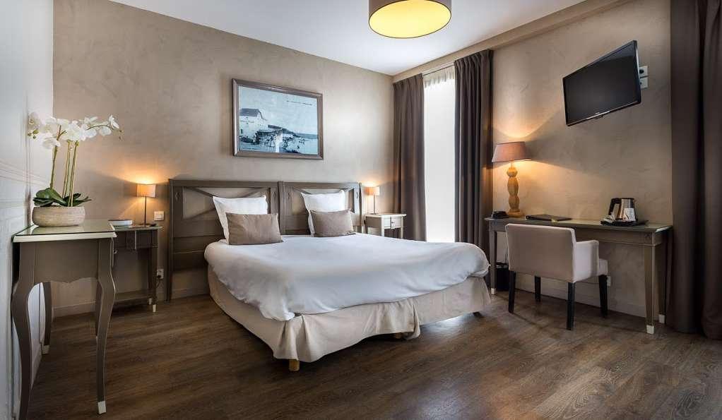 Best Western Hôtel de la Plage - CHambre_Hotel_de_la_plage.jpg