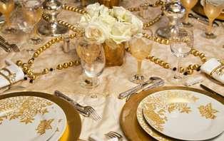 Offre spéciale Nouvel An: Soirée avec dîner du réveillon