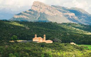 Escapada con visita guiada al Monasterio de San Juan cerca de Jaca