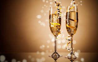 Offre Spéciale Nouvel An: Week-end avec dîner du nouvel an à côté de Biarritz