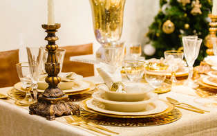 Offre spéciale Nouvel An : week-end avec dîner de la Saint Sylvestre à Bayeux