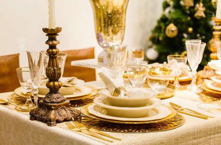 Nouvel an gourmand avec dîner 5 plats et champagne à Bayeux