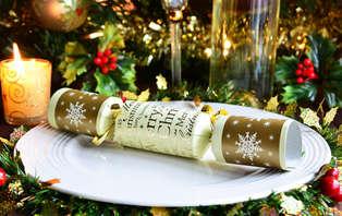 Offre spéciale Nouvel An: week-end détente avec dîner en famille près de Disneyland® Paris