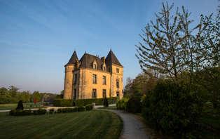 Offre Spéciale: Week-end avec dîner dans un château près des Sables-d'Olonne