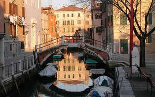 Escapada con champán en la magia de Venecia (desde 2 noches)
