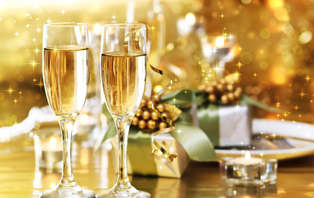 Offre Spéciale Nouvel An: week-end détente avec diner 4 plats à Versailles