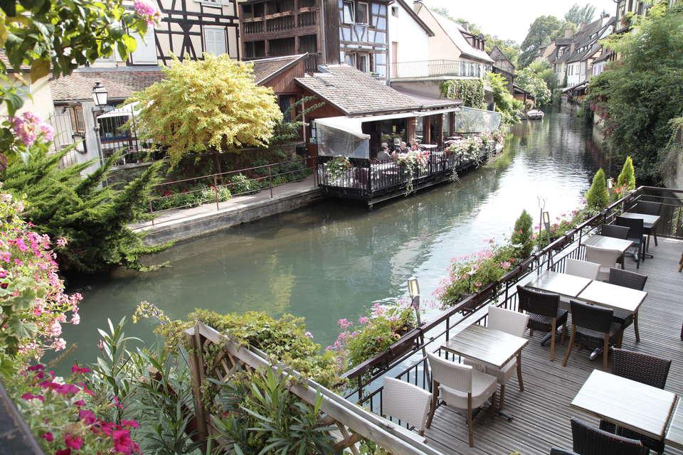 Week end colmar avec entr e au parc d 39 attractions europa for Week end appart hotel