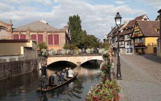Escapade de charme à Colmar avec dégustation de vins d'Alsace