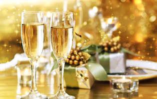 Passez un Nouvel An d'exception avec dîner et Spa en duo à Saint-Nectaire