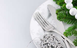 Offre spéciale Noël: week-end avec diner de Noël face à la mer sur la côte normande (2 nuits min.)