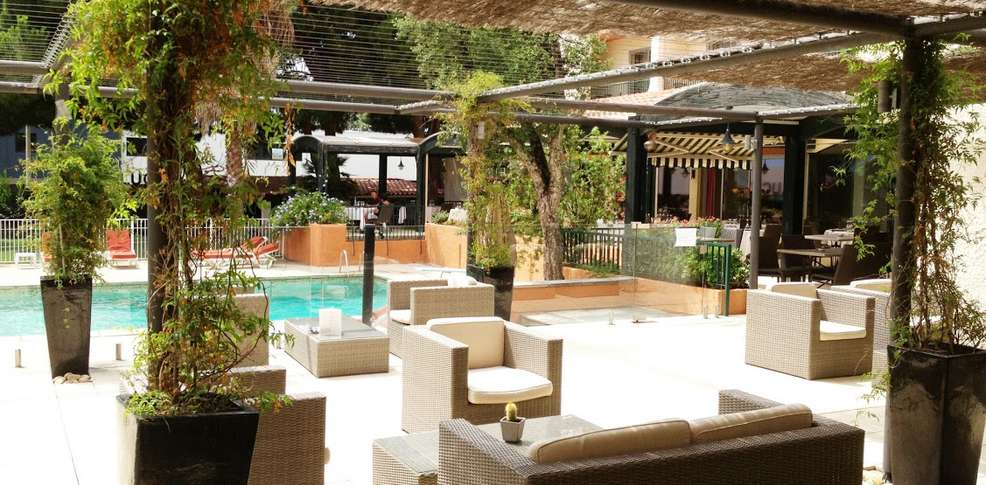 QUALYS HOTEL Hôtel Mas des Arcades -