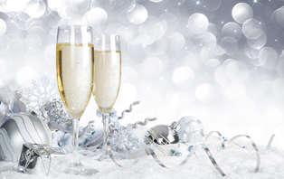 Offre Spéciale Nouvel An : Week-end avec demi bouteille de champagne et foie gras à Montpellier