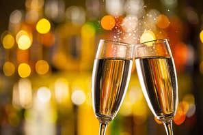 Offre spéciale : Réveillon du Nouvel An avec dîner et champagne aux portes de Blois