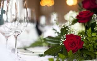 Offre spéciale : Week-end avec dîner en amoureux pour la Saint-Valentin