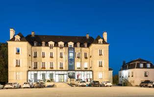 Week-end avec dîner et modelage à proximité de Dijon