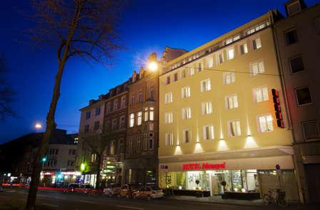 Weekendje weg in Düsseldorf